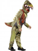 Fato dinossauro zombie