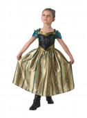 Fato Disney Anna Frozen