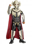 Fato do General Grievous Star Wars Deluxe