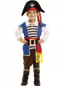 Fato do Jake pirata dos mares