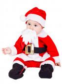Fato do Pai Natal para bebé