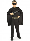 Fato do Zorro menino