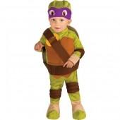 Fato Donatelo tartarugas Ninja bebé
