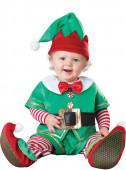 Fato Elfo irresistível para bebé