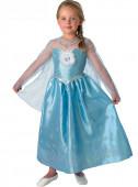 Fato Elsa Frozen Deluxe