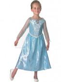 Fato Elsa Frozen Musical c/ Luz