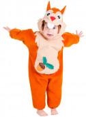 Fato Esquilo para bebé