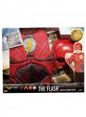 Fato Flash da Liga da Justiça com caixa