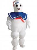Fato Ghostbusters Marshmallow