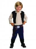 Fato Han Solo Star Wars Menino