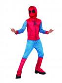 Fato improvisado de Spiderman