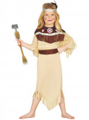 Fato India Cherokee Brown