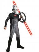 Fato Inquisidor Star Wars Rebels para menino