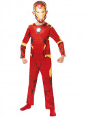 Fato Iron Man Marvel