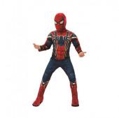 Fato Iron Spider Deluxe Infinity War