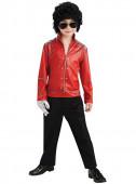Fato Jaqueta Vermelha Michael Jackson