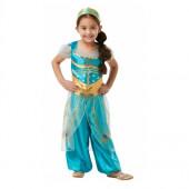Fato Jasmine Aladino Disney