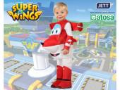 Fato Jett Superwings
