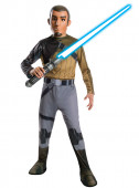 Fato Kanan Jarrus Star Wars Rebels para menino