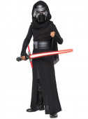 Fato  Kylo Ren Star Wars Episódio VII para menino