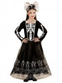 Fato Lady de Esqueleto