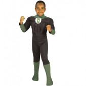 Fato Lanterna Verde Musculoso