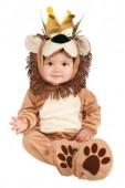 Fato Leão Bebé Rei da Selva