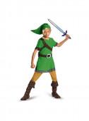 Fato Link A lenda de Zelda