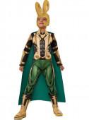 Fato Loki dos Vingadores deluxe