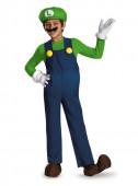 Fato Luigi Super Mario prestige