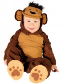 Fato macaco bebé