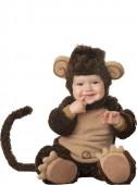 Fato macaco maroto bebé