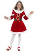 Fato Mãe Natal - Santa Claus