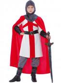 Fato Medieval de Cruzadas