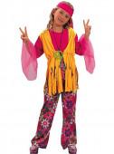 Fato Menina hippie
