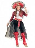 Fato Menina Pirata Completo