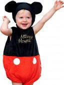 Fato Mickey Bebé