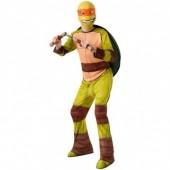 Fato Miguel Angelo das Tartarugas Ninja