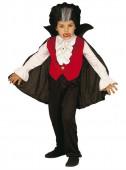 Fato Mini Conde Drácula