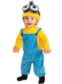 Fato Minion Kevin bebé