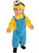 Fato Minion Stuart bebé