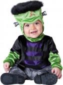 Fato Monstrinho Frankenstein para bebé