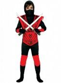 Fato Ninja mortal