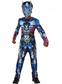 Fato Optimus Prime Transformers 5 Prime