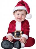 Fato Pai Natal Deluxe bebé