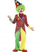 Fato Palhaço de circo