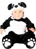 Fato Panda Bebé