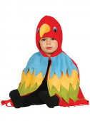 Fato papagaio para bebé