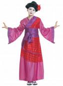 Fato para menina de Chinesa  tradicional