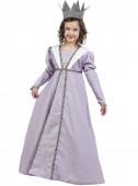 Fato para menina de Princesa Medieval